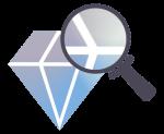 Diamant-Wissen: Reinheit
