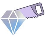 Diamant-Wissen: Schliff